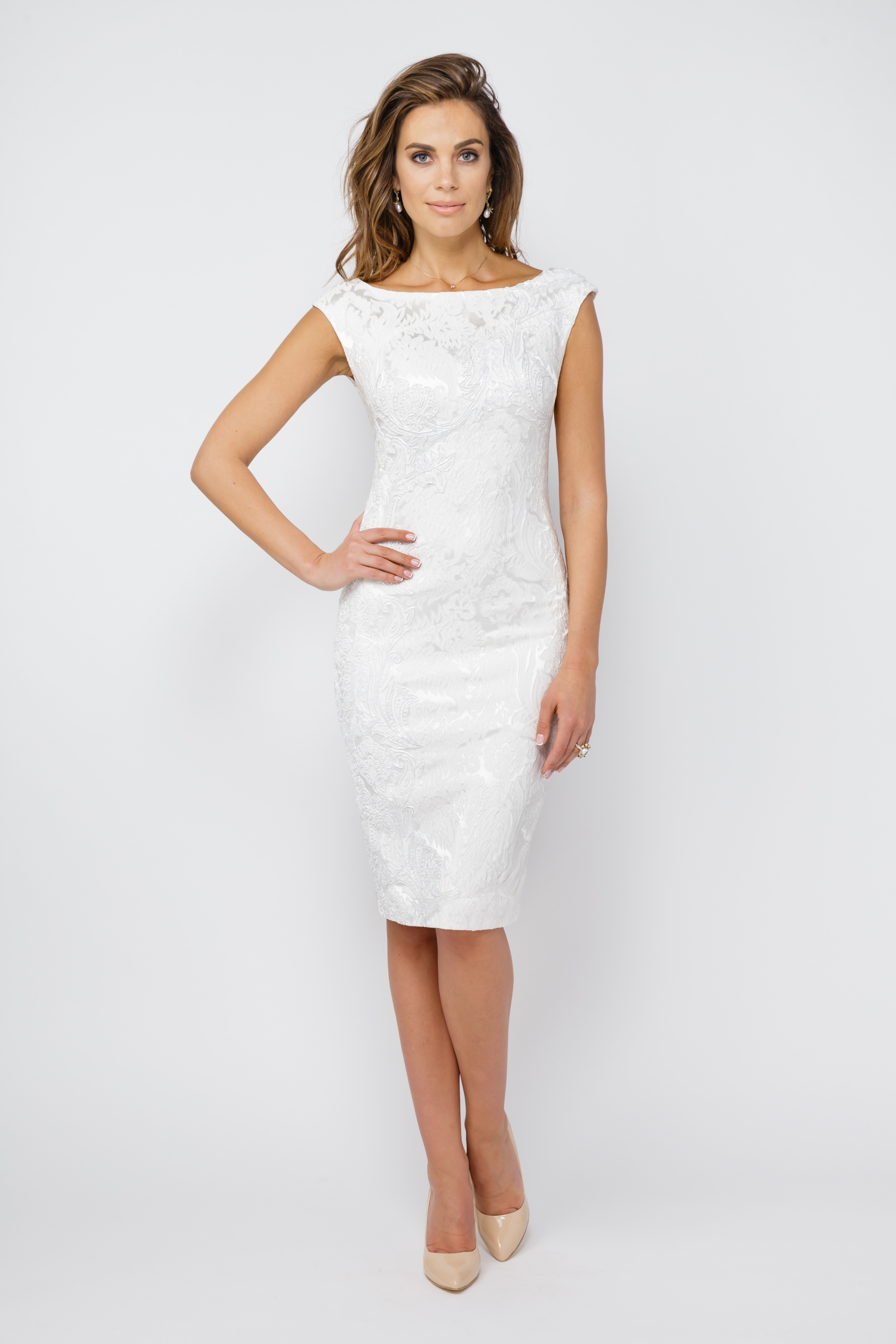Classy Pencil Dress - Riasnoje Fashion Limited